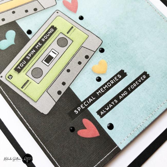 cassette nuvo hearts cu2