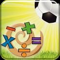 Soccer Math Game icon