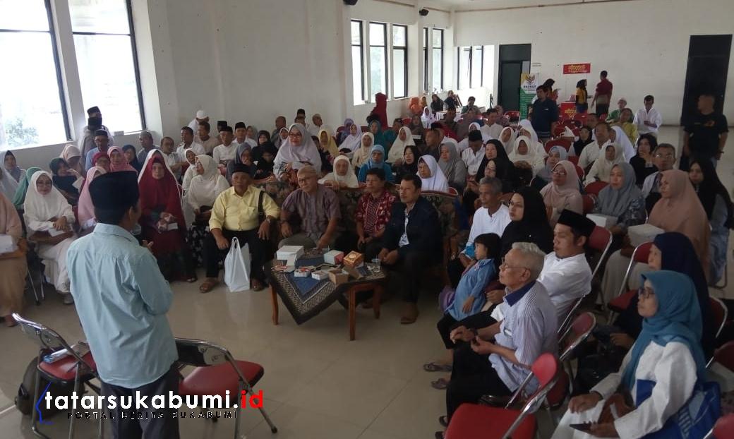278 Calon Haji Kota Sukabumi Siap Terbang 16 Juli Mendatang
