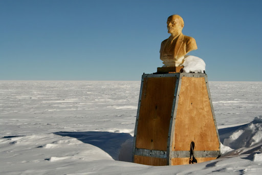 The Pole of Inaccessibility