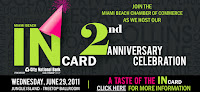 2nd INCard Anniversary