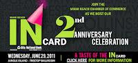 2nd INCard Anniversary
