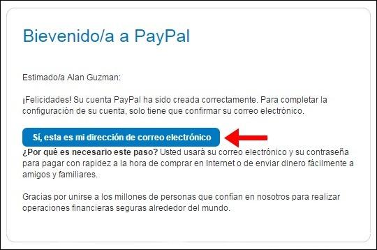 Abrir mi cuenta Paypal - 556
