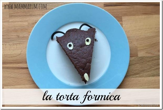 ricetta torta cioccolato bambini
