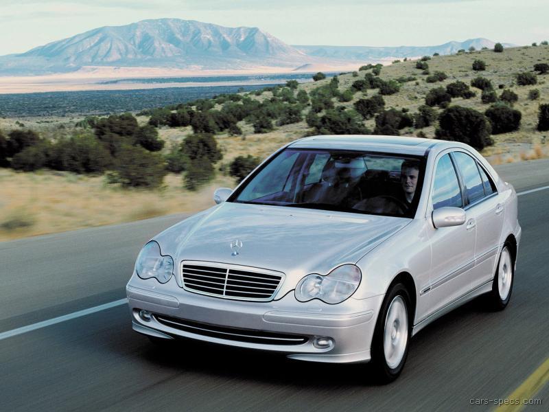 2003 Mercedes-Benz C-Class Sedan Specifications, Pictures ...