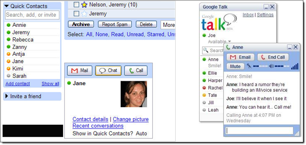 Gmail Instant Messenger Sign In