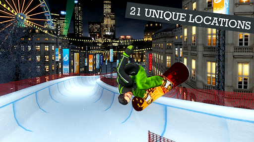 Snowboard Party 2 Apps para Android screenshot