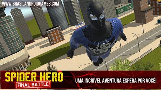 Spider Hero: Final Battle Imagem do Jogo