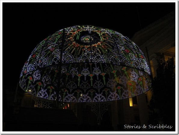 Valletta Christmas lights (29)