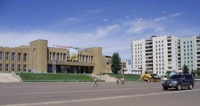 Эрдэнэт, Монголия