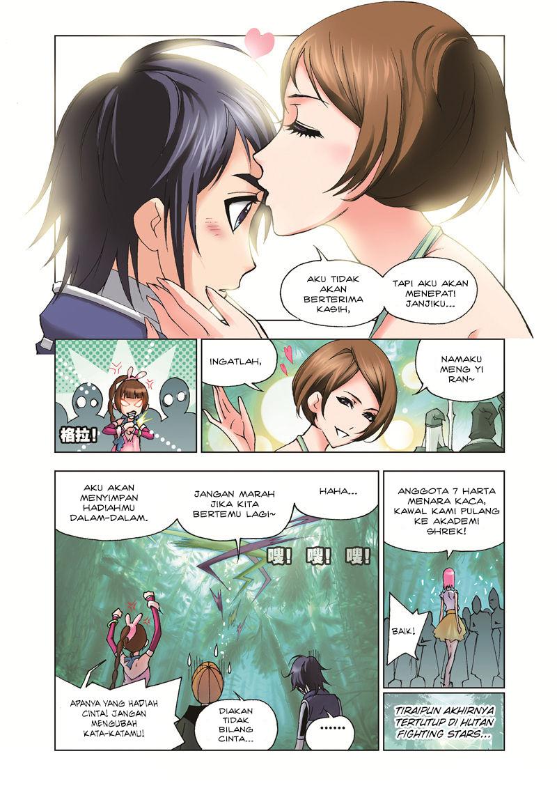 Baca Manga Soul Land Chapter 32 Komik Station