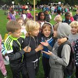 3de leerjaar Veldloop