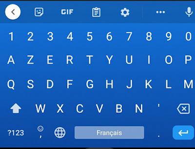 Meilleures applications de clavier pour Android ou meilleurs claviers pour Android 2021