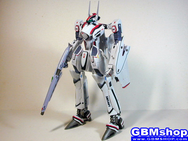 Macross Frontier VF-25F Messiah Battroid Mode