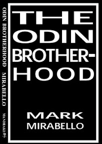 Cover of Mark Mirabello's Book The Odin Brotherhood