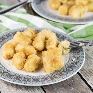 Shlishkes - Hungarian Potato Dumplings.