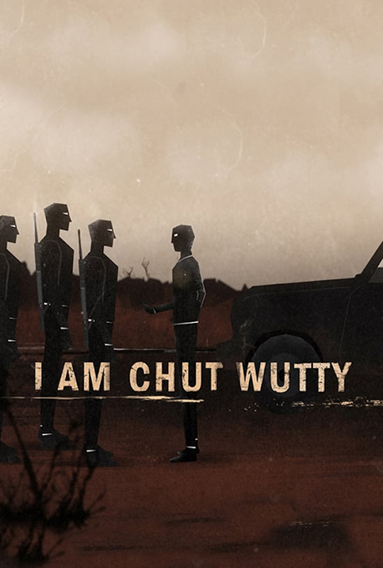Movie poster for the film, 'I Am Chut Wutty', which was banned by the government of Cambodia in April 2016. Graphic: Journeyman Pictures