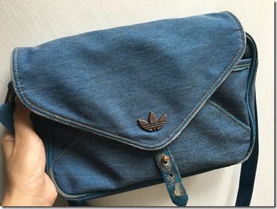 adidas Originals envelope sling bag