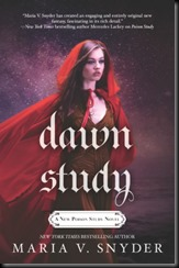 Dawn Study  (Soulfinders #3) by Maria V. Snyder
