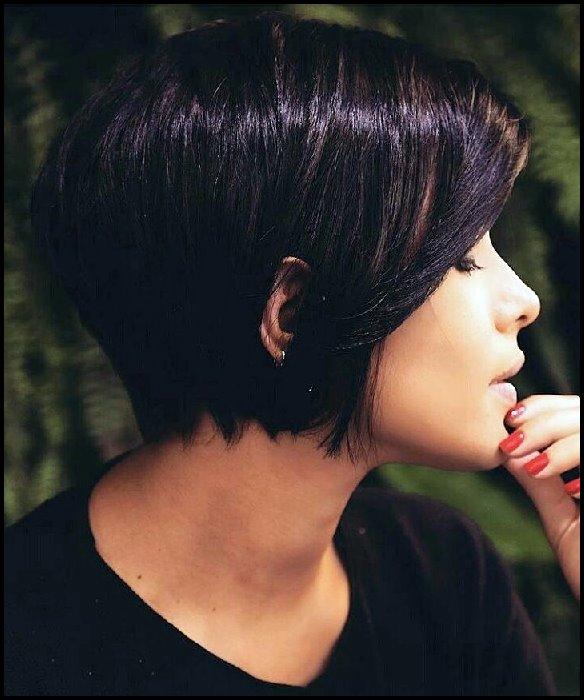 2018 Stylish Short Bob Haircuts That Balance Your Face Shape! - women short hairstyles 3