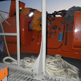 ILB night launch to a person in distress at Bournemouth Pier - 14 May 2014