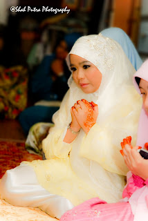 Wedding Suliana & Izeham @ Tanjung Karang