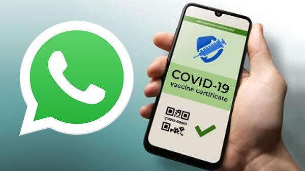 HOW TO DOWNLOAD COVID-19 VACCINE CERTIFICATE VIA MYGOV CORONA HELPDESK WHATSAPP CHAT