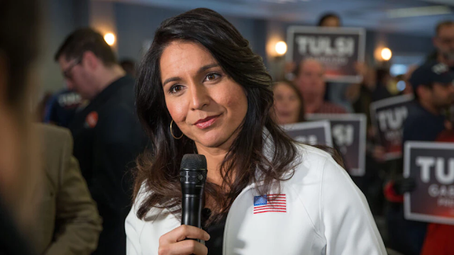 Democrat Tulsi Gabbard Blasts Her Party For Removing Gendered Language: 'The Height Of Hypocrisy'