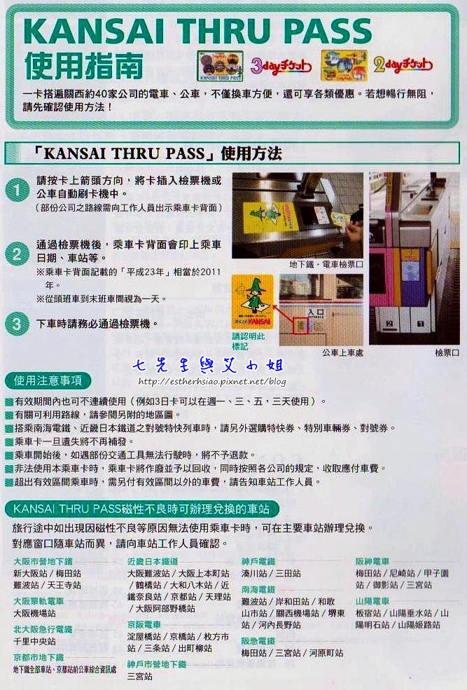 5 HANKYU TOURIST PASS GUIDE