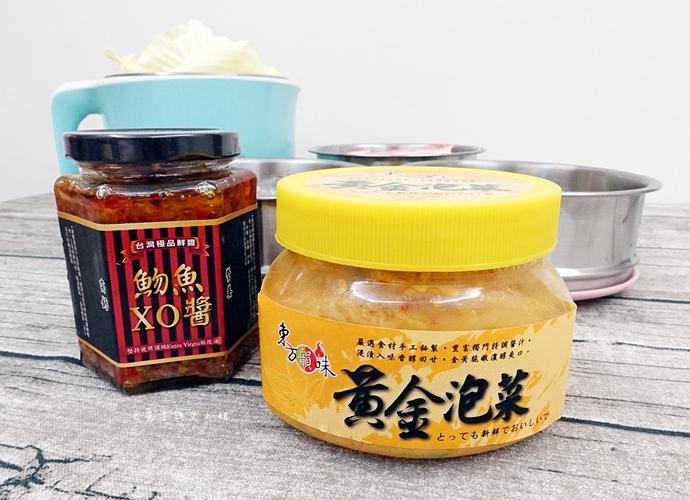 2 東方韻味 黃金泡菜 吻魚XO醬 熱門網購 團購商品