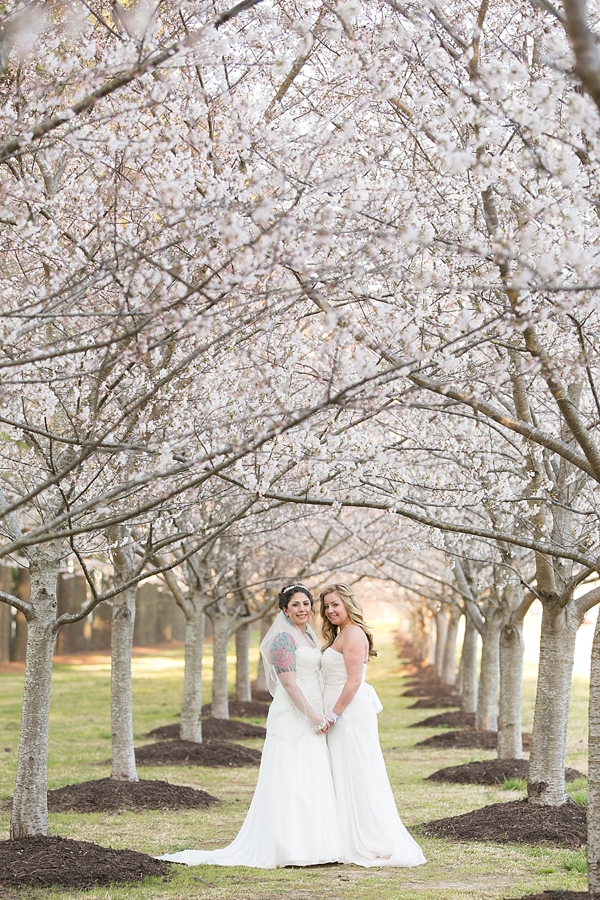Intimate Handmade Red Wing Park Wedding Ceremony