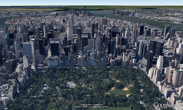 الأرضية Google Earth *******,بوابة 2013 manhattan.jpg