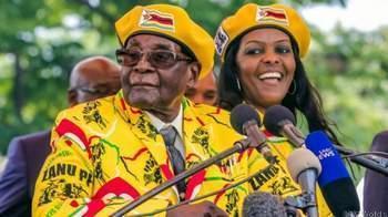 Zimbabwe renames Harare Airport after Mugabe
