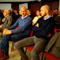 Domagoj Šlat i Marko Gvozdanović, predstavnici Grada i SZGJ