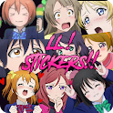 LL! Stickers Packs icon