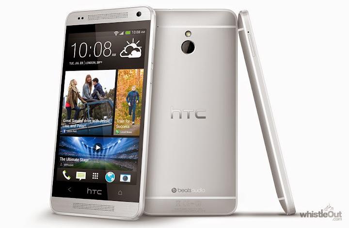 HTC One mini 2 - Spesifikasi Lengkap dan Harga