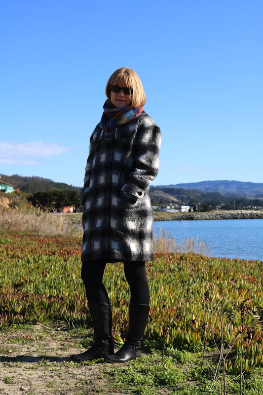 Plaid Coat 5