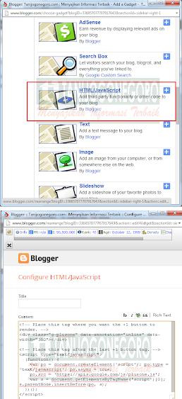 Pengaruh +1 pada hasil penelusuran Google. Tombol +1 memberikan pengarus yang signifikan pada penerapan SEO blog Anda.