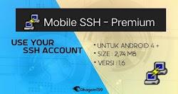 Download Apk Mobile SSH Premium v. 1.6