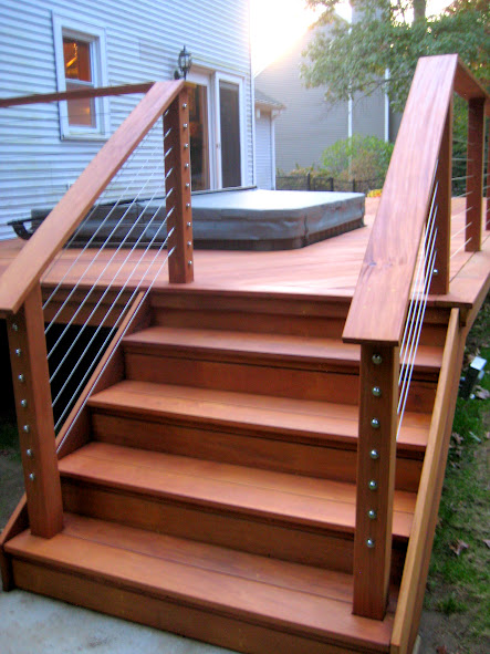 Composite Exterior Stair Treads - Home Design Ideas and Pictures