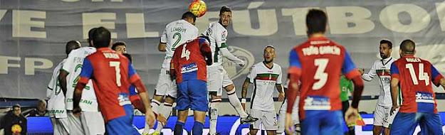 Levante UD vs Granada CF 1-2