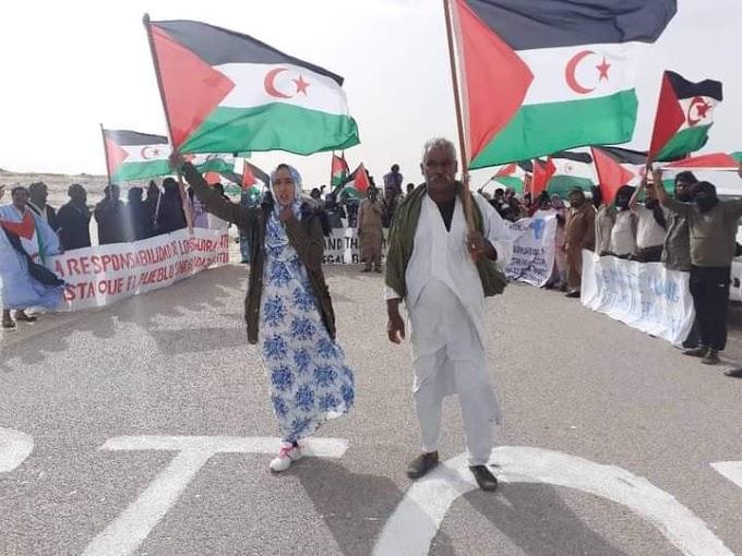 ÚLTIMA HORA | Nueva provocación de Marruecos en El Guerguerat, sur del Sáhara Occidental.