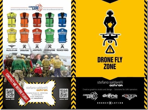 droni e plagio