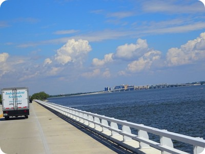 bridge to Sanibel Island