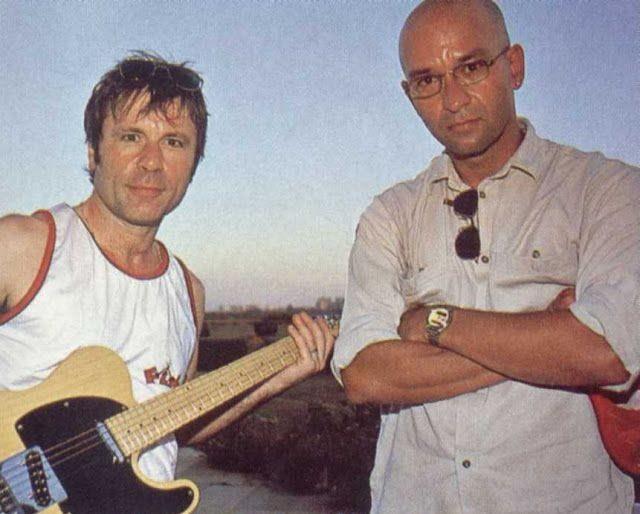 bruce-Hebert Viana, guitarra y cantante de la gran y extinta banda de reggae brasileña Paralamas