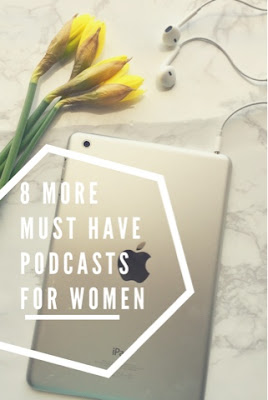 8 More Must Have Podcasts for Women The Daily April N Ava iPhone iPod iPad iMac