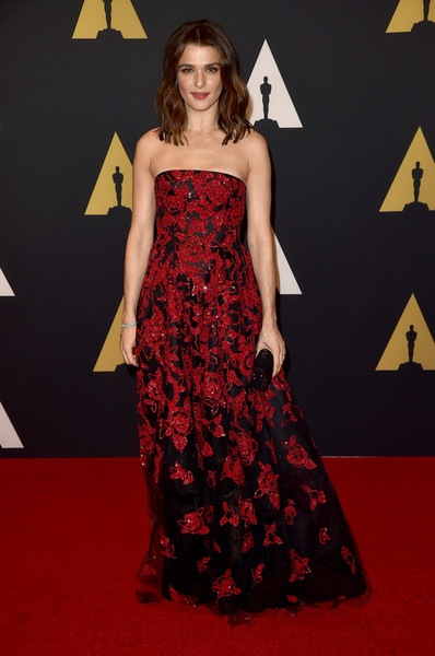 Rachel Weisz attends the Academy of Motion Picture Arts and Sciences