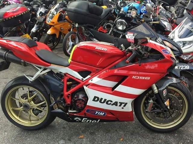Forsale Ducati 1098 Year 2008 - JOGJA