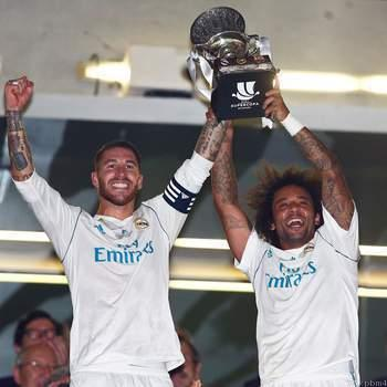 Real Madrid vs Barcelona Super Cup Second Leg tie Match Highlights