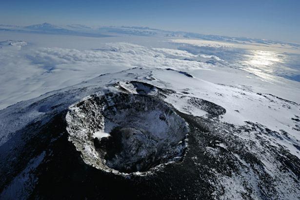 A NASA está explorando um mundo extraterrestre na Antártida